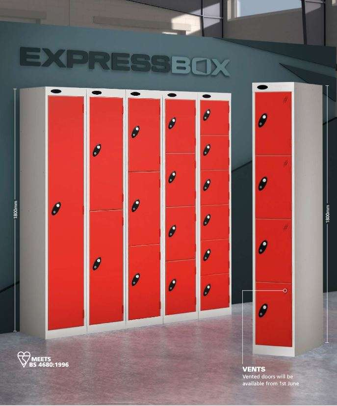Probe Express Box Express Delivery Lockers