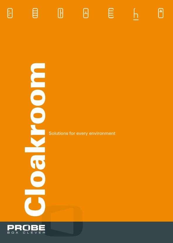 Probe Cloakroom