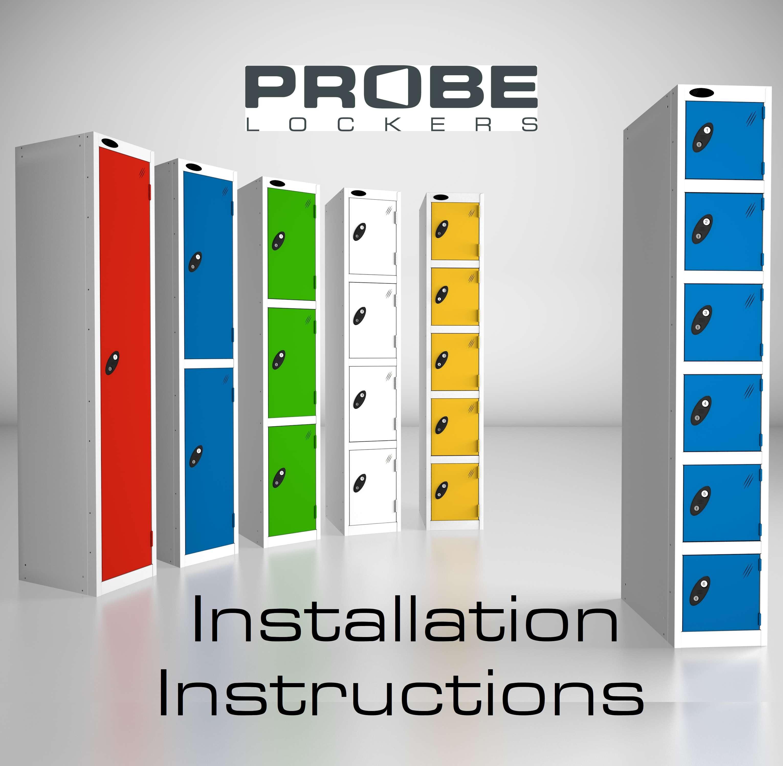 Probe Lockers Installation Guide